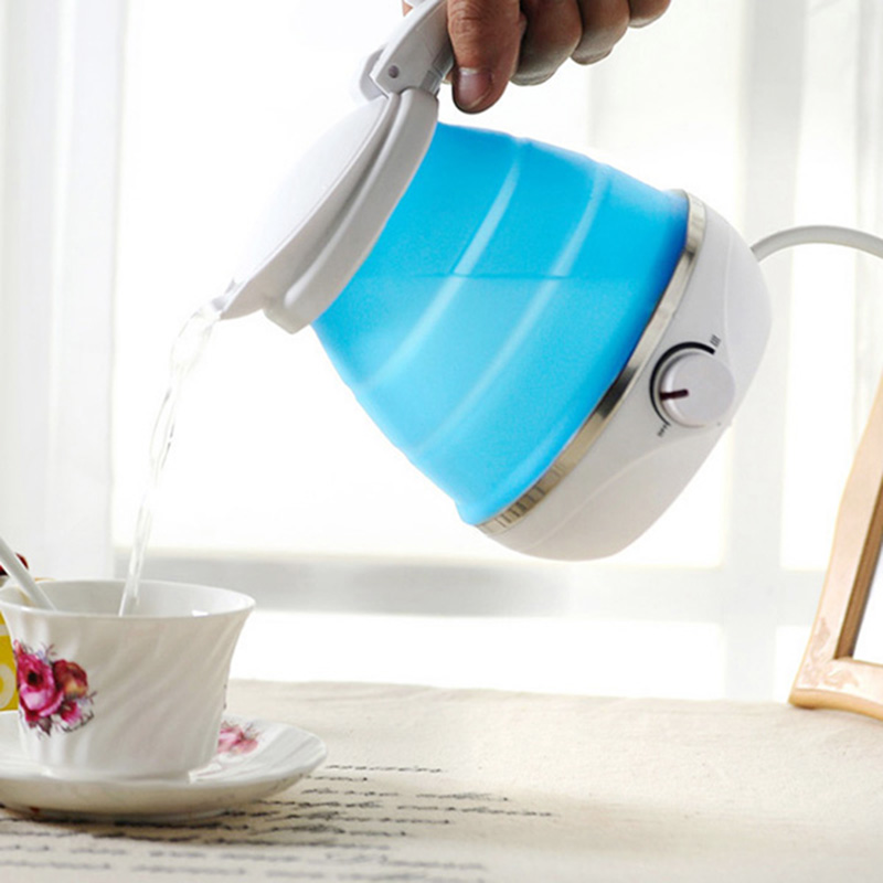 0 5l Small Capacity Foldable Mini Electric Kettle Home Office Travel Potable Electric Water Kettles In Electric Kettles From Home Appliances On Aliexpress Com Alibaba Group