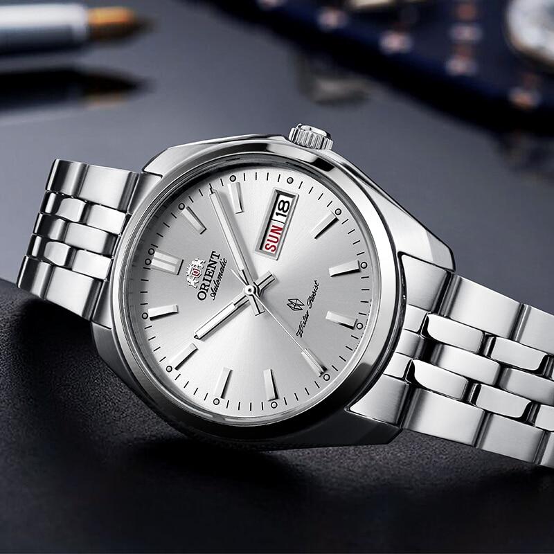 ORIENT Watch Men Japanese Original Classic Automatic Mechanical Watch  Traditional Business Men's Wrist Watch-in Mechanical Watches from Watches  on Aliexpress.com | Alibaba Group