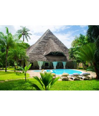 Maisha Tamu Luxury Resort